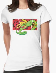 Choker 2 Womens Fitted T-Shirt