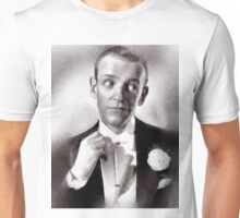 Fred Astaire by John Springfield Unisex T-Shirt
