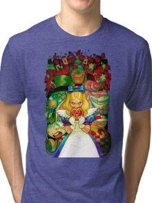 Hello Alice Tri-blend T-Shirt