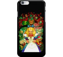 Hello Alice iPhone Case/Skin