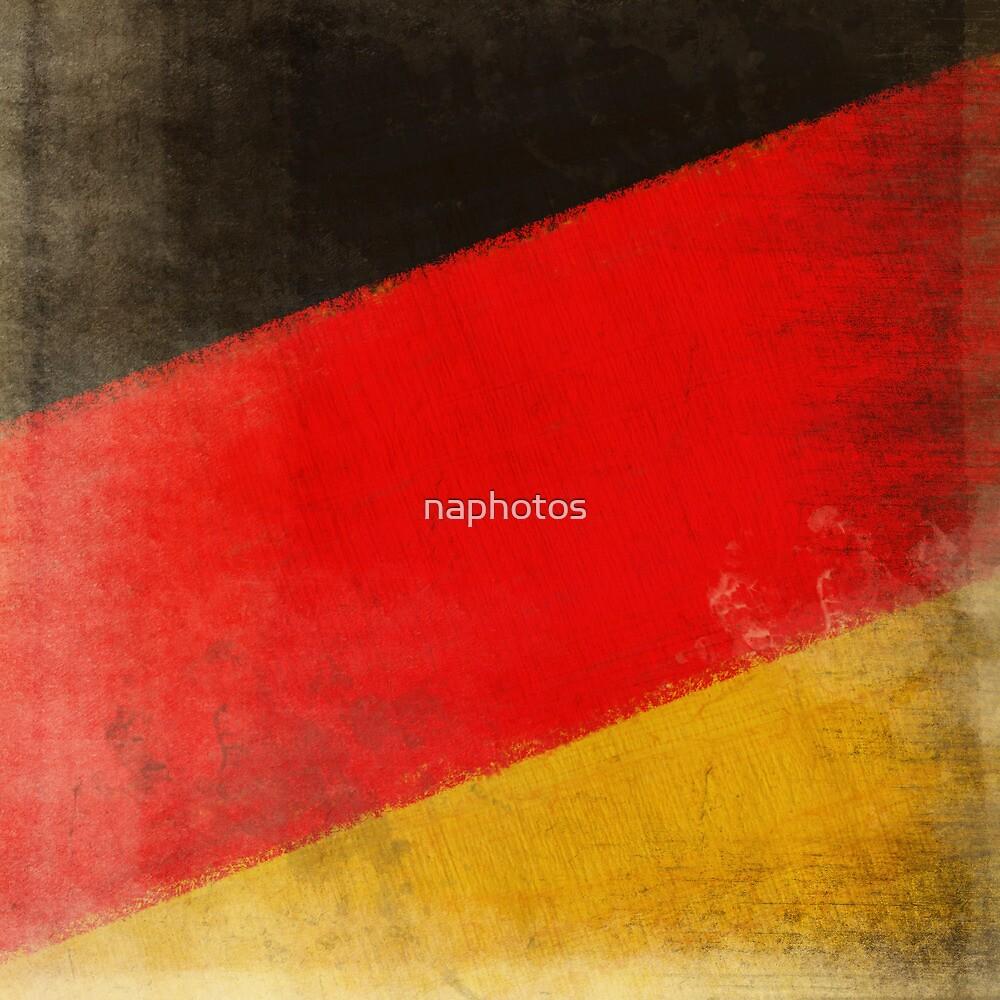 German flag by naphotos
