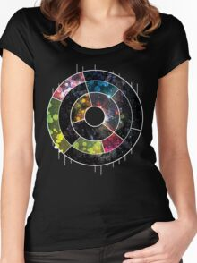 Astronomical Women's Fitted Scoop T-Shirt