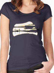 TFA Sunrise Women's Fitted Scoop T-Shirt