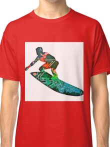 Retro surfer Classic T-Shirt
