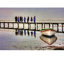 Reflections of love Photographic Print