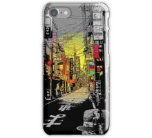 sumi-e  iPhone Case/Skin
