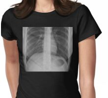 X-Ray Female Womens Fitted T-Shirt