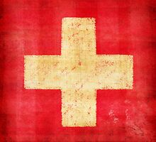 Switzerland flag by naphotos