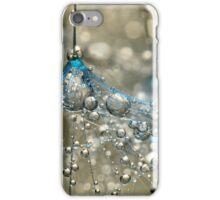 Cyan & Gold iPhone Case/Skin