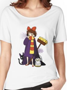 Road to Hogwarts Women's Relaxed Fit T-Shirt