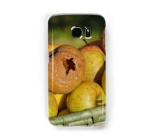 Bad apples in the basket Samsung Galaxy Case/Skin