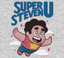 Super Steven U One Piece - Short Sleeve