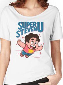 Super Steven U Women's Relaxed Fit T-Shirt