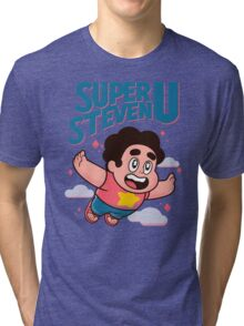 Super Steven U Tri-blend T-Shirt