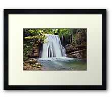 Janet's Foss - The Yorkshire Dales Framed Print
