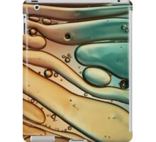 Copper Ripple iPad Case/Skin