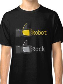 Social Robot Rock! Classic T-Shirt
