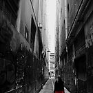 Laneways, Melbourne by Michael Stocks