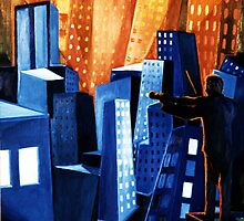 'Blue City' by Jerry Kirk