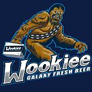 Wookie Galaxy Fresh Beer by ccourts86