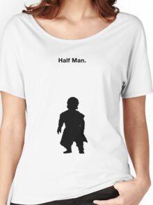 Half Man Women's Relaxed Fit T-Shirt