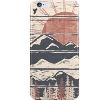 Winter Pursuits... iPhone Case/Skin