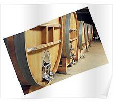 0092 Tyrrells Winery Poster