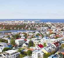 Reykjavik by Jasper Smits