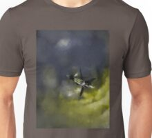 Stranded Space Craft Painting Unisex T-Shirt