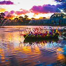 Sunset at Kew by BrucePics