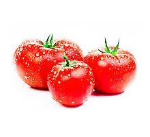 fresh tomato Photographic Print