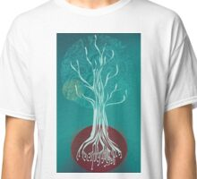 Teal Tree Classic T-Shirt
