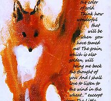 Fox - Quotes by Khairzul MG