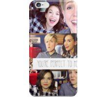 Hannah Hart and Ingrid Nilsen iPhone Case/Skin
