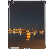 Mirrored Moorings iPad Case/Skin