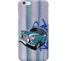 Mini Stripes 01 Painting iPhone Case/Skin