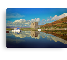 Lochranza Castle, Isle of Arran Canvas Print