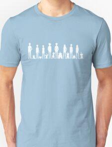 Digimon Adventure Tri Chara ALL T-Shirt