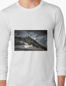 Vulcan XH558 In your face Long Sleeve T-Shirt