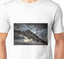 Vulcan XH558 In your face Unisex T-Shirt