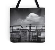 old buildings Tote Bag