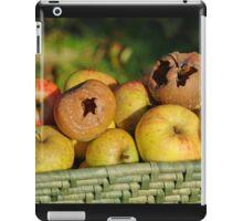 Basket of bad apples iPad Case/Skin