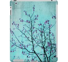 pink berries iPad Case/Skin