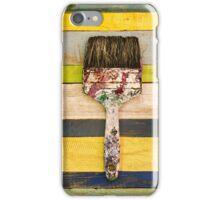 BRUSH CITRUS iPhone Case/Skin