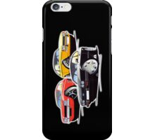 Ford Capri Collection iPhone Case/Skin