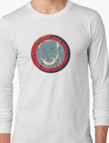 "Bill Porthole  - ""hope"" Long Sleeve T-Shirt"