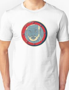 "Bill Porthole  - ""hope"" Unisex T-Shirt"