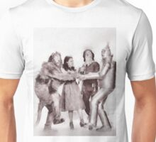 Wizard of Oz by John Springfield Unisex T-Shirt