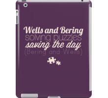 Bering and Wells iPad Case/Skin