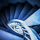 spiral stairway by naphotos